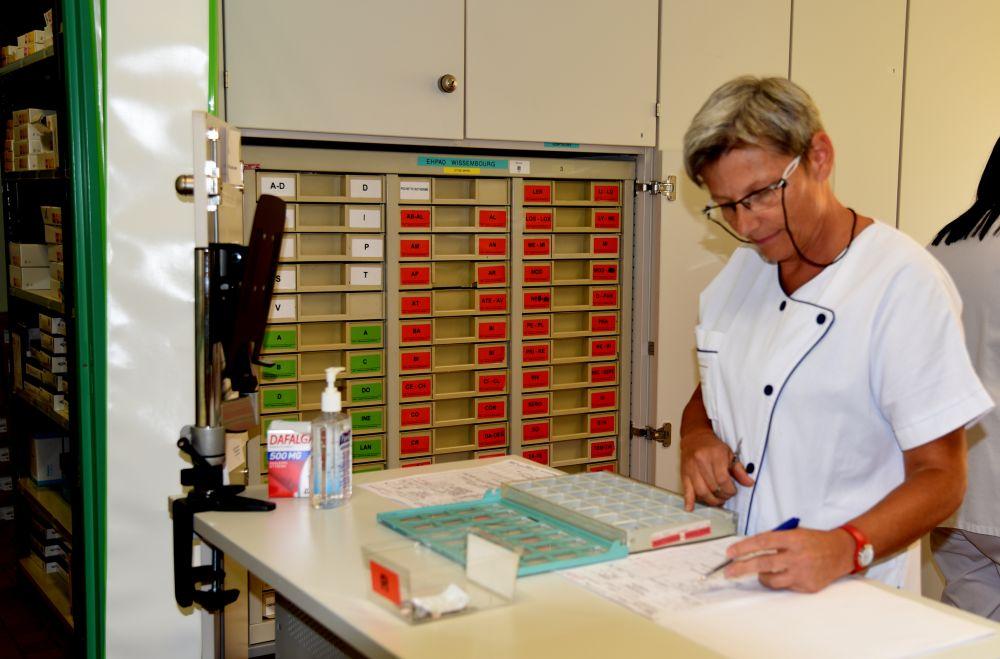 Chil wissembourg pharmacie et st rilisation for Pharmacie de la claire